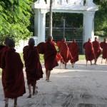 Logística de monasterio